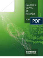 Economic Survey Pakistan 2009 10