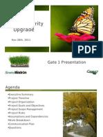 BW Security Upgrade Gate Presentation v3