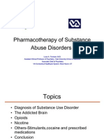 Substance Abuse Disorders trevison