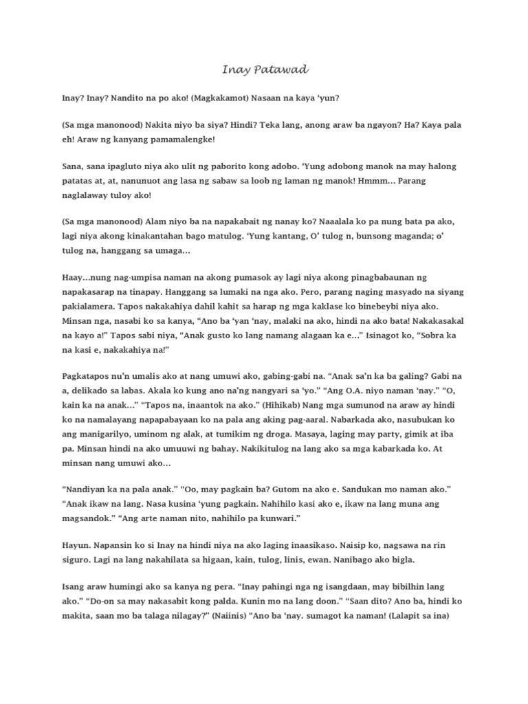 Tagalog declamation piece Essay Academic Service lrhomeworkwqwm