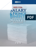 Ieee Usa Salary Survey 2010 Final