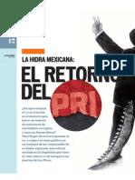 La Hidra Mexicana El Retorno Del PRI