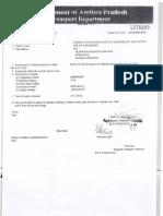 Trasnsport Document