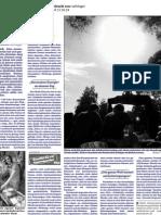 "Venus Transit 2004 & 2012 (press article by PNP ""Passauer Neue Presse"", Bavaria - Germany)"