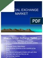 Foreigen Exchange Market 1