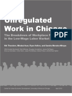 Unregulated Work in Chicago