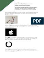 Seven Zen Design Principles