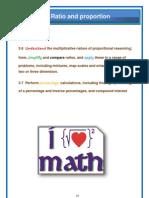 Grade 10 Maths Book RATIOS