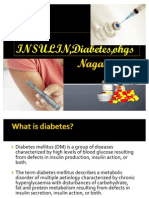 Insulin,Diabetes Oral Hypo