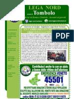 Editoriale dicembre 2010 Lega Nord sezione di Tombolo ed Onara