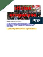 Noticias Uruguayas jueves 16 de febrero de 2012