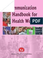Routine Immunization Immunization Handbook for Health Workers English 2011