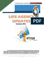 EIB Monthly Analysis Report - January 2012