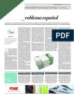 EL PROBLEMA ESPAÑOL NoticiasdeGipuzkoa