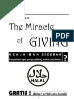 Miracle of Giving BRI