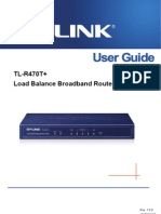 TL-R470T User Guide
