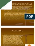 History of Bank of Punjab