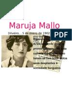 Xulia Minguillon Maruja Mallo