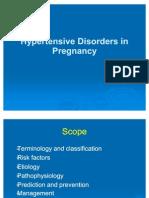 Hypertensive Disorder in Pregnancy Untuk Kuliah