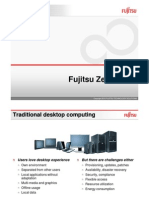 Fujitsu Zero Client