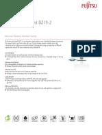 Fujitsu Zero Client Dz19 2 Datasheet