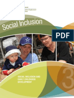 Social Exclusion - Early-childhood