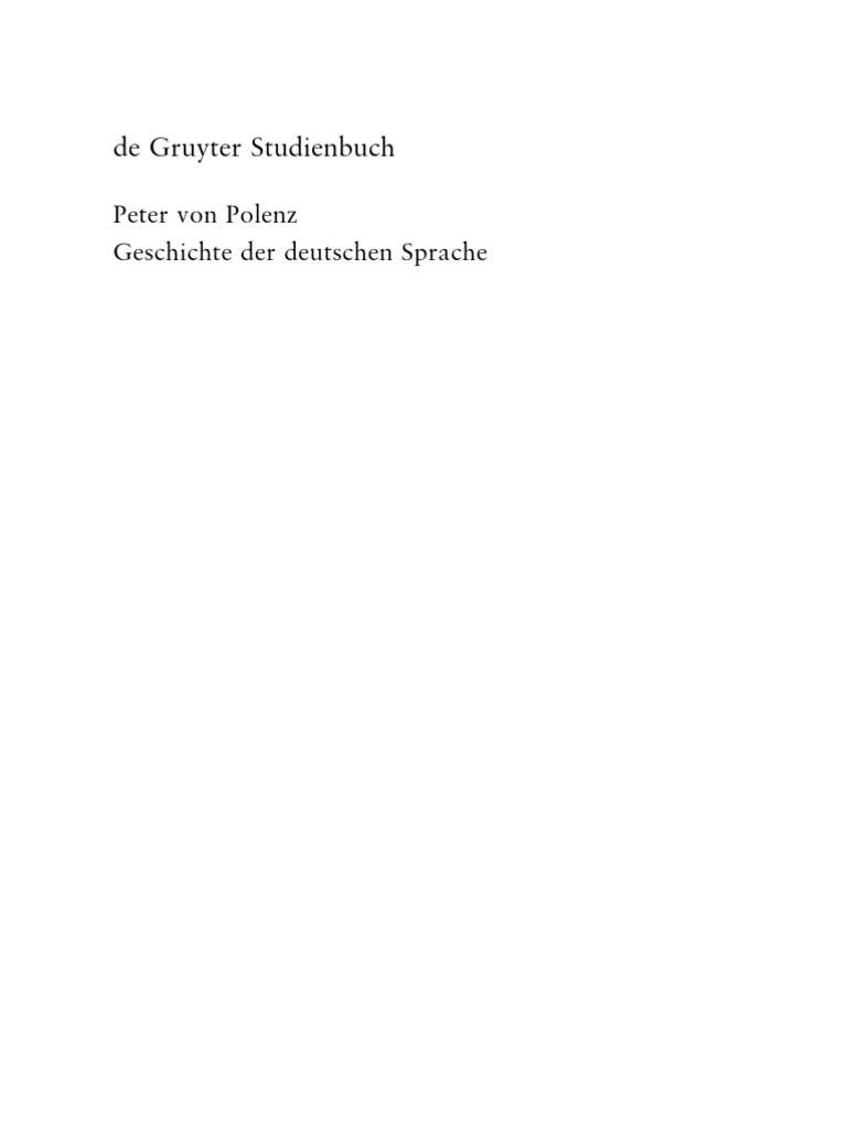 Der deutsche Sprachbau. 3. erw. Aufl.