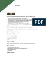 Regulile Dietei Lygia Alexandrescu