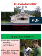 The Well-known Church