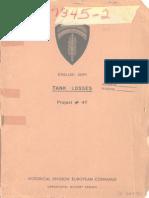FMS P067 Tank Losses
