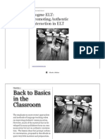 Prompting Interaction in ELT