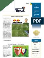 Boletin Palco Liga BBVA 5ª Edicion IMPRIMIR