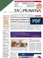 gazeta prawna z 19 listopada 08 (nr 226)