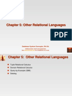 Relational Calculas