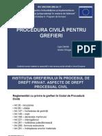 Procedura Civila Pt Grefieri Final