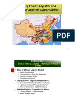 China Logistics Industry_ Trends _Opportunities_2011