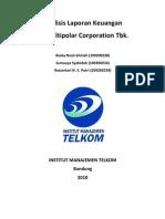 Analisis Laporan Keuangan PT Multi Polar Corporation Tbk