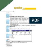 Configurar PLOTER y Estilos de Trazado en CAD