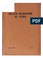 Bulletin International de L'Étoile N°9 Juin 1930 par Krishnamurti
