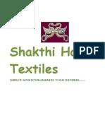 Shakthi Home Textiles