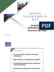 Etats Financiers Selon SCF