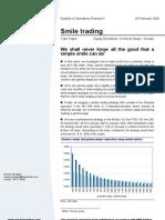 [BNP Paribas] Smile Trading