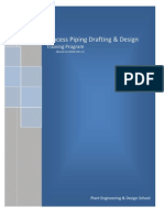 Process Piping Drafting Course Outlines (FINAL)