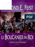Feist,Raymond-[Entre Deux Guerres-2]Le Boucanier Du Roi(1992).OCR.french.ebook.alexandriZ