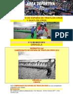 Competiciones FETRI - (37) 17-02-2012