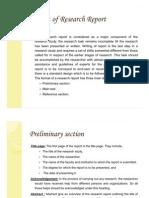 principles of report writing pdf