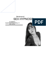 The Secret of Sex Hypnosis