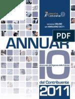 Annuario Del Contribuente 2011
