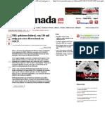 18-02-12 Gobierno Federal, Con 330 Mil Mdp Para Uso Discrecional en SHCP