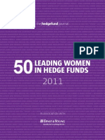 Thfj 50 Women in Hedge Funds 2011